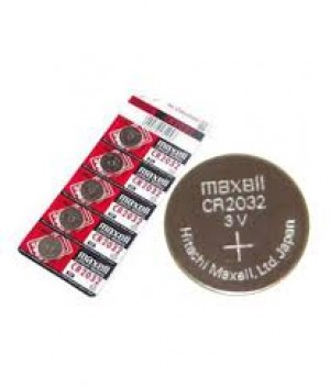 MAXELL BATTERY CR-2032 (price excludes gst)