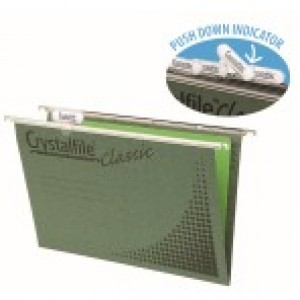 CRYSTALFILE CLASSIC ONLY #111190C (Box 50)