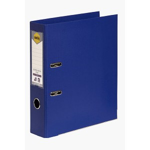 PE LEVER ARCH FILE A4 BLUE #6601001