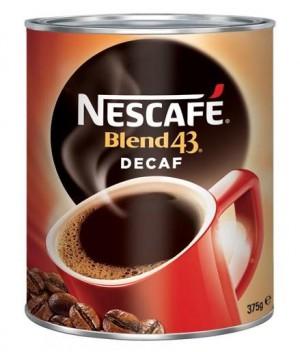 NESCAFE DECAF INSTANT COFFEE 375g