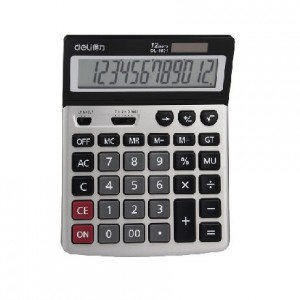 DELI 1601A DESKTOP CALCULATOR (price excludes gst)
