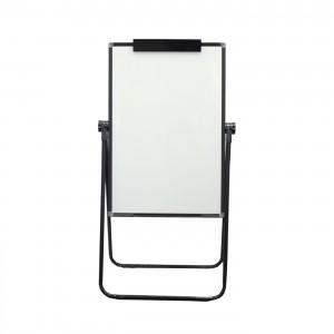 EASEL WHITEBOARD FLIPCHART MAGNETIC 900mm x 600mm