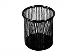 MESH PEN / PENCIL CUP DELI BLACK