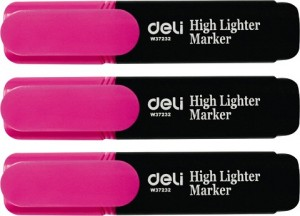 DELI HIGHLIGHTER PINK Box 10  (price excludes gst)