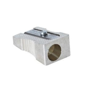 PENCIL SHARPENER METAL SINGLE HOLE #39761