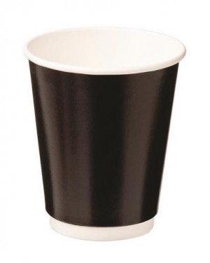 DOUBLE WALL PAPER CUP 280ml (8oz) PKT 25  (price excludes gst)
