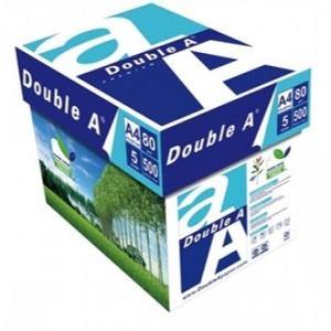 DOUBLE A COPY PAPER A4  Box 5 Reams