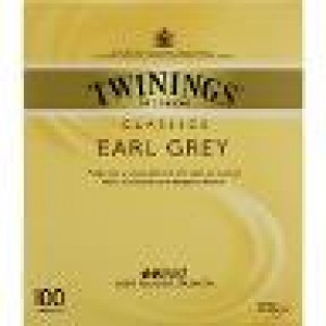 TWININGS EARL GREY TEA BAGS 100's