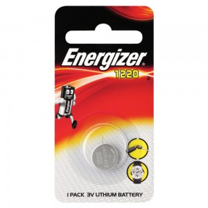 BATTERY ENERGIZER 1220 LITHIUM (PKT 1)