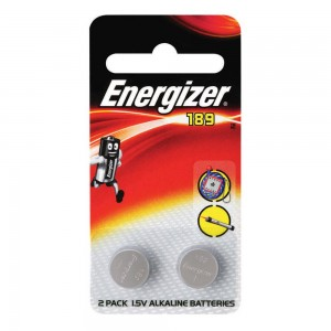 BATTERY ENERGIZER 189 (PKT 2 )