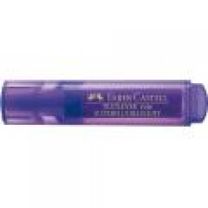 FABER TEXTLINER ICE BARREL PURPLE BOX 10