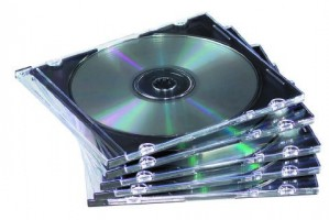 CD JEWEL CASES SLIMLINE Pkt 25  (price excludes gst)