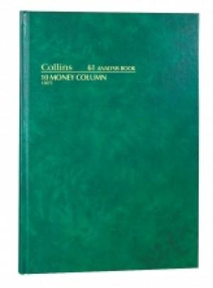 ACCOUNT BOOK HARD COVER A4 61 SERIES  10 MC 13075