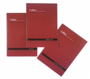 ACCOUNT BOOK A60 SERIES FEINT 10300 (price excludes gst)