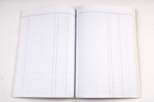 ACCOUNT BOOK A60 SERIES JOURNAL 10302 (price excludes gst)