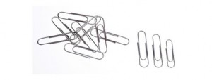 PAPER CLIPS 33mm LARGE (Pkt 100) (price excludes gst)