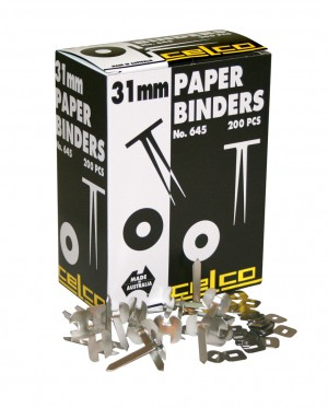 CELCO PAPER BINDERS 32mm #645 (price excludes gst)