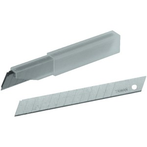 CUTTER BLADES SMALL ESSELTE (PKT10) #45092 (price excludes gst)