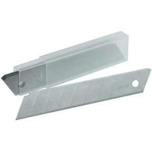 CUTTER BLADES LARGE ESSELTE (PKT 10) #45094 (price excludes gst)