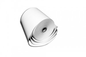 THERMAL PRINT ROLL 57mm x 57mm (Pkt 10)