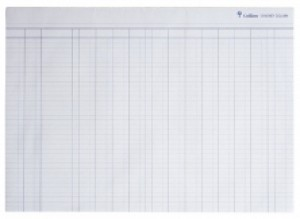 ANALYSIS PAD 12 M/C #23122 (price excludes gst)