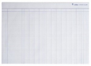 ANALYSIS PAD 27 M/C #23164 (price excludes gst)