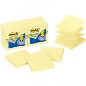 POST-IT POP-UP REFILL R-330 YELLOW (price excludes gst)
