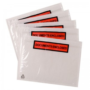 LABELOPES  DOCUMENTS ENCLOSED 155mm x 115mm Box 1000 (price excludes gst)