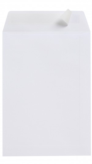 ENVELOPES Cumberland WHITE C5 229 x 162 Peel-n-Seal (Box 500) 606331 (price excludes gst)