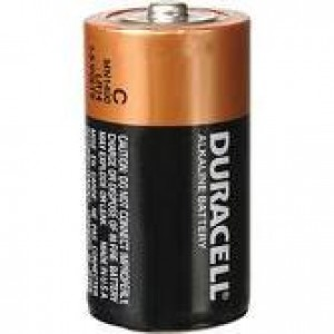 BATTERY DURACELL C (EACH) MN1400 (price excludes gst)