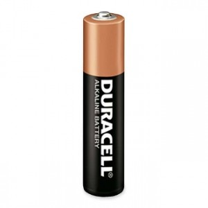BATTERY DURACELL AAA (EACH) MN2400 (price excludes gst)