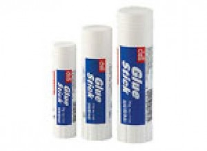 ADHESIVE DELI GLUE STICK 21 GRAM #7122 (price excludes gst)