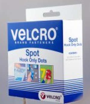 VELCRO HOOK ONLY SPOT DISPENSER #V20142 (price excludes gst)