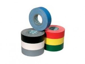 CLOTH TAPE 25mm YELLOW (price excludes gst)