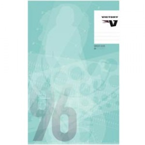BINDER BOOK A4 96 page BBV040 (price excludes gst)