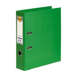 PE LEVER ARCH FILE A4 GREEN #6601004