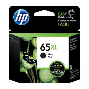 HP 65XL BLACK INK CARTRIDGE - 300 Pages