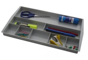 DRAW TIDY ITALPLAST #I-70 LIGHT GREY  (price excludes gst)