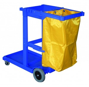 JANITORIAL CART I-442  (price excludes gst)