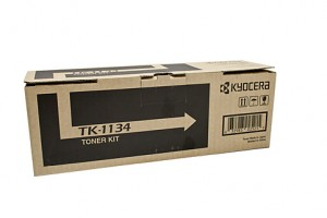 Kyocera TK1134 Laser Toner Kit (To suit FS-1030MFP/1130MFP)   (price excludes gst)