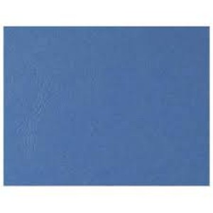 LEATHERGRAIN BINDING COVERS A4 BLUE PKT 25 (price excludes gst)