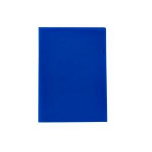 ULTRA LETTER FILES PVC A4 BLUE PKT 10