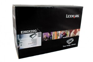 Lexmark E260X22G (E260/360/460) Photoconductor Unit (price excludes gst)