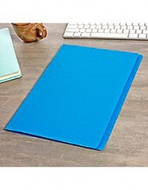 MANILLA FOLDERS A4 BLUE Pkt 25 (price excludes GST)