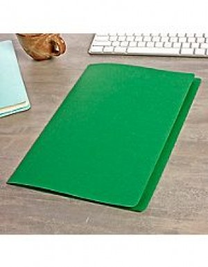 MANILLA FOLDERS FCAP GREEN Pkt 25  (price excludes GST)
