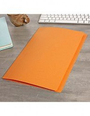MANILLA FOLDERS FCAP ORANGE Pkt 25  (price excludes GST)