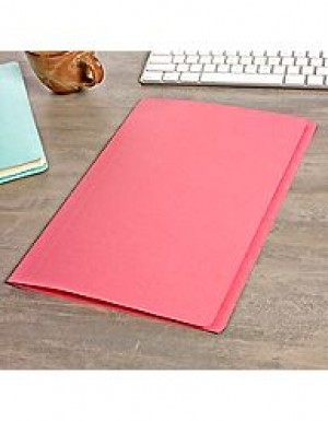 MANILLA FOLDERS A4 PINK Pkt 25 (price excludes GST)