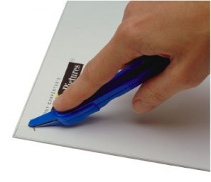 MARBIG STAPLE REMOVER BLUE
