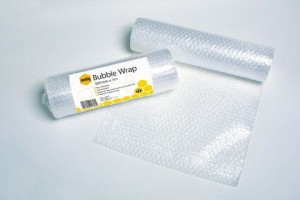 BUUBLE WRAP ROLL 300mm x 3m Marbig