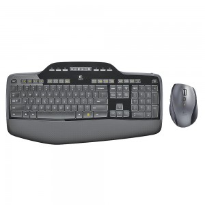 LOGITECH WIRELESS DESKTOP KEYBOARD & MOUSE COMBO MK-710 (price excludes gst)